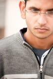Hombre indio hermoso Imagen de archivo libre de regalías