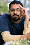 Hombre indio joven Imagen de archivo