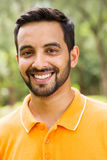 Hombre indio joven Fotografía de archivo