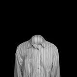Hombre invisible imagen de archivo