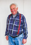 Hombre islandés Fotografía de archivo libre de regalías