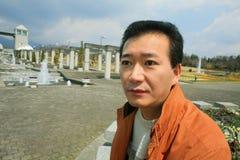 Hombre japonés Fotos de archivo libres de regalías
