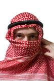 Hombre joven árabe Imágenes de archivo libres de regalías