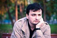 Hombre joven Fotos de archivo