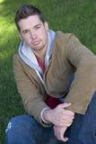 Hombre joven Fotografía de archivo libre de regalías