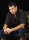 Hombre joven Foto de archivo