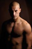 Hombre joven atlético Imagen de archivo