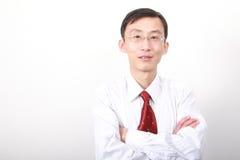 Hombre joven chino Imagen de archivo libre de regalías