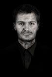 Hombre joven (como viejo) Imagenes de archivo