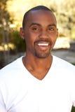 Hombre joven del afroamericano Imagenes de archivo