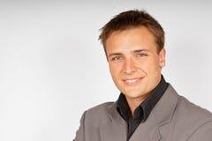 Hombre joven en juego ligero Imagen de archivo libre de regalías