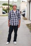 Hombre joven hermoso Foto de archivo