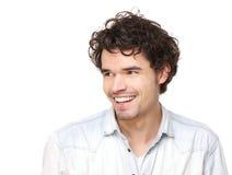 Hombre joven hermoso Imágenes de archivo libres de regalías