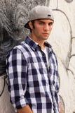Hombre joven hermoso Fotos de archivo libres de regalías