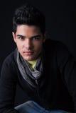 Hombre joven hermoso Fotografía de archivo libre de regalías
