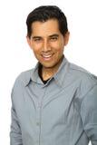 Hombre joven hispánico hermoso Fotografía de archivo libre de regalías