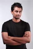 Hombre joven indio Imagenes de archivo