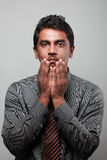 Hombre joven indio Imagen de archivo
