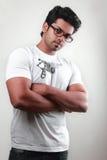 Hombre joven indio Foto de archivo