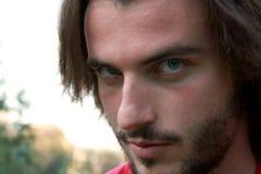 Hombre joven rubio Foto de archivo
