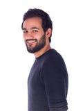 Hombre joven sonriente fotografía de archivo libre de regalías