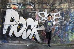 Hombre joven urbano Imagen de archivo
