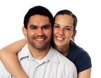 Hombre joven y mujer Fotografía de archivo libre de regalías