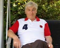 Hombre jubilado Imagen de archivo