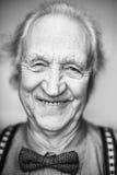 Hombre jubilado feliz Imagen de archivo