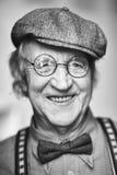 Hombre jubilado feliz Imágenes de archivo libres de regalías