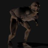 Hombre lobo #01 Fotos de archivo libres de regalías