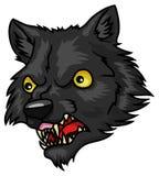 Hombre lobo Imágenes de archivo libres de regalías