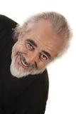 Hombre maduro sonriente Imagen de archivo libre de regalías