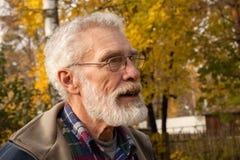 Hombre mayor Imagen de archivo libre de regalías