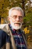 Hombre mayor Fotografía de archivo
