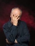 Hombre mayor Foto de archivo libre de regalías