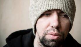 Hombre mental Fotos de archivo