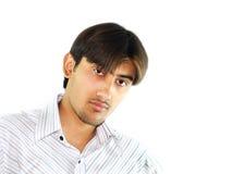 Hombre multirracial joven Fotografía de archivo libre de regalías