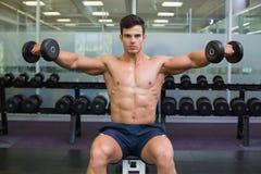 gimnasia muscular: