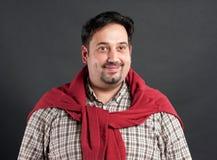 Hombre ocasional fotografía de archivo libre de regalías