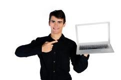 Hombre ocasional joven Foto de archivo libre de regalías