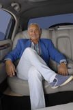 Hombre rico. Fotos de archivo