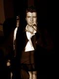 Hombre rico Fotografía de archivo