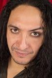 Hombre sin afeitar atractivo Foto de archivo libre de regalías