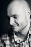 Hombre sonriente Imagenes de archivo