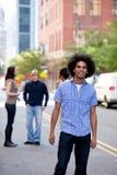 Hombre urbano Imagen de archivo libre de regalías