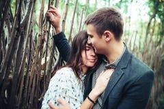 Hombre y mujer Imágenes de archivo libres de regalías