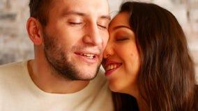 Hombre y mujer en amor Retrato metrajes