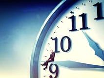 Hombre y tiempo