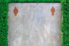 Hombre y wuman Fotografía de archivo
